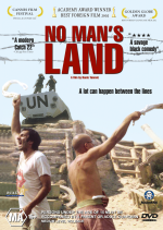 Film as a medium for reflection: No Man's Land (2001)