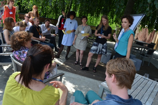DITOs kick-off 7-9 June 2016: partners get together to plan co-developed activities