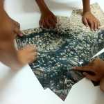 Maps without Borders: A storytelling exhibition on civicscience